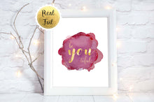 Be You Tiful Poster, Be you tiful wall art, be you tiful wall decor, bedroom wall art, kitchen wall art, wine red art