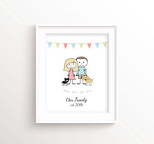 Gifts for Dad and Partner, His and Hers Gifts, Personalised Gifts for Couples, Our First Christmas Gifts