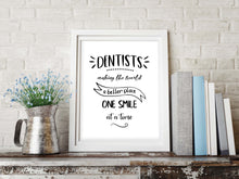 dentist gifts, dentist gifts uk, dentists gifts, gifts for dentists, dentistry gifts, dentistry wall art