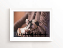 Personalized Dog Print, Custom Dog Gifts, Dog Memorial Gift, Personalized Dog Picture