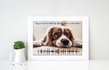 personalised dog gifts, custom pet prints, gifts for dog lover, gifts for dog owner, dog lover gift