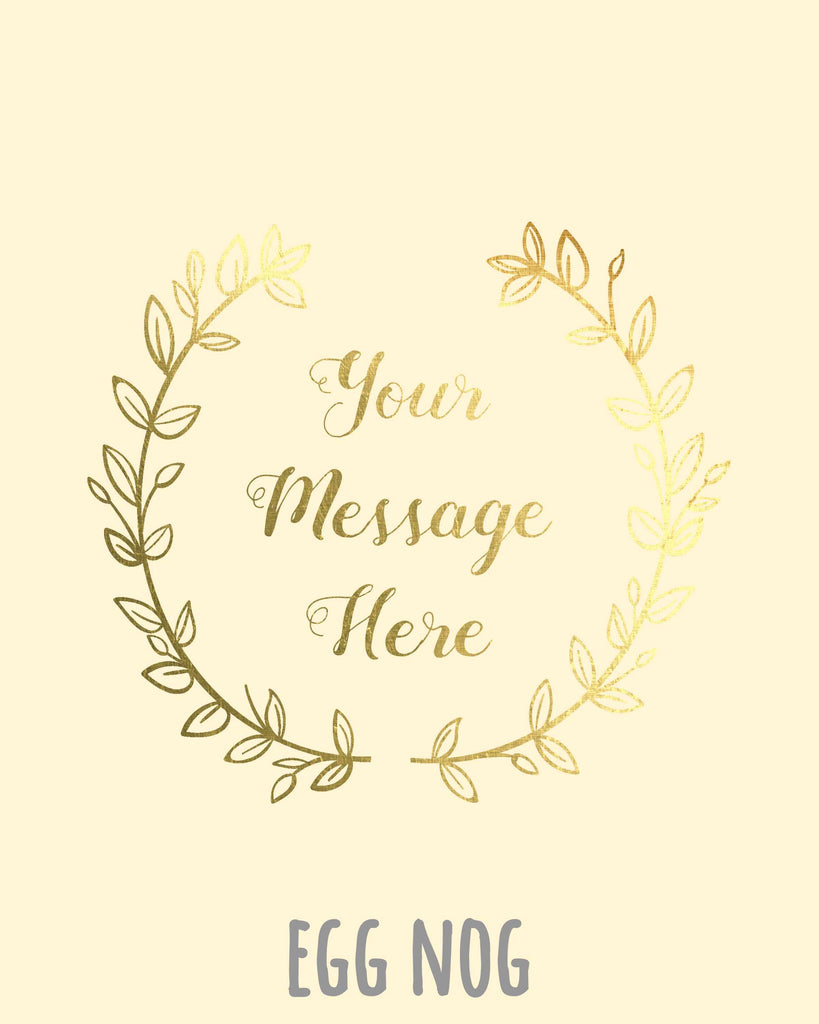 Custom Gold Foil Print, Your Text Here, Gold Foil Printing UK, Rose Gold Bedroom Decor, Rose Gold Quote,
