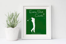 Personalized Golf Wall Art for Office, Retirement Gift Ideas For Men