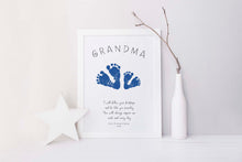 personalised gifts for grandparents, grandma birthday gifts, grandma gifts from baby, grandma gifts from grandchildren