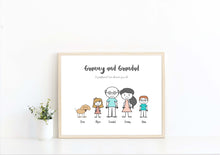 Personalised Grandparent Gift Idea, Grandma Gifts, Grandma gift ideas, Great Grandma gifts, Grandma Keepsake Gifts