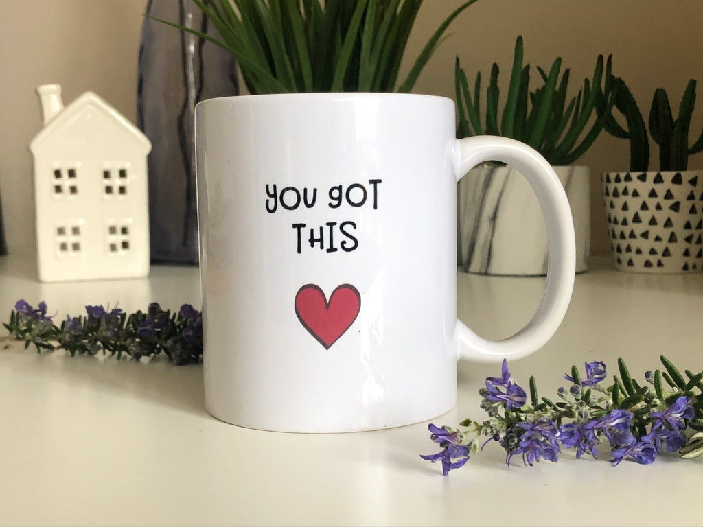 Self Care Mug, Mental Health Mug, Positivity Mug, Inspirational Mug, Mental Health Gifts, Self Care Gifts