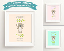 koala themed nursery, koala nursery decor, koala bearn nursery theme, koala bear nursery decor, koala bear nursery items