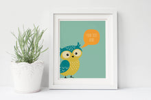 Owl Nursery Decor, Childrens Owl Room Decor,  owl room decor, owl wall decor, owl home decor, owl nursery wall decor