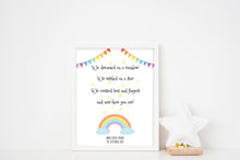 IVF Baby Gifts, Rainbow Baby Wall Decor, Rainbow Baby Gifts, Nursery