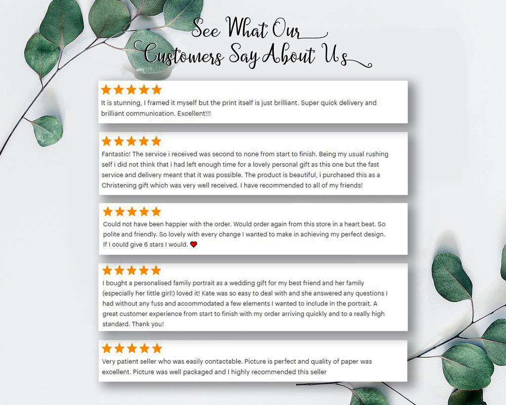 Crafty Cow Design - Customer Reviews