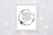 Bible Verse Wall Art Print, Bible Verse for Healing, Scripture Art, Scripture for Healing, Bible Verse Wall Art