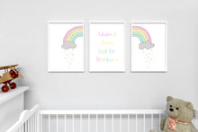 nursery ideas neutral, baby nursery ideas pictures, pastel rainbow bedroom, rainbow nursery wall art, pastel nursery