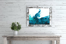 Abstract Art Prints - Beach Wall Art For The Bathroom, Nautical Wall Art For The Office