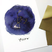 Gold Foil Prints 3 - star constellations orion star chart, orion star map, Star Map Poster, Star Chart Poster, Star Constellations Map, Star Constellations Orion,
