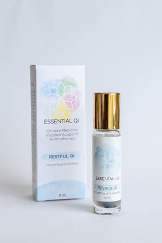 Restful Qi essential oil
