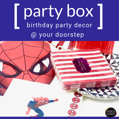 Superhero Birthday Parties Made Simple
