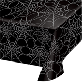 Spiderweb Tablecloth Halloween party Supplies