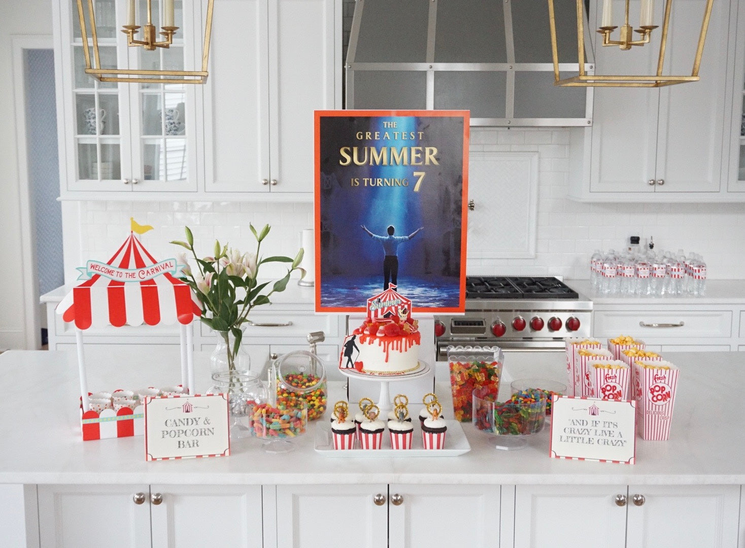 Greatest Showman Birthday Party Ideas