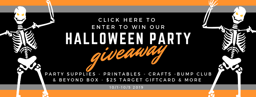 Halloween Party Giveaway | Stylish Party Supplies