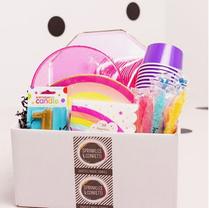 Create a Party Box