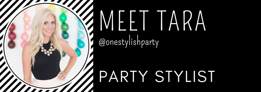 Tara | One Stylish party | Party Stylist