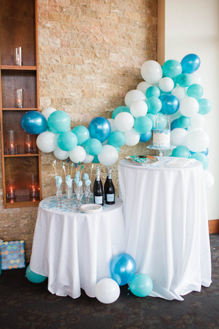 Oh Baby Baby Shower by Cristin of Southern Style Guide