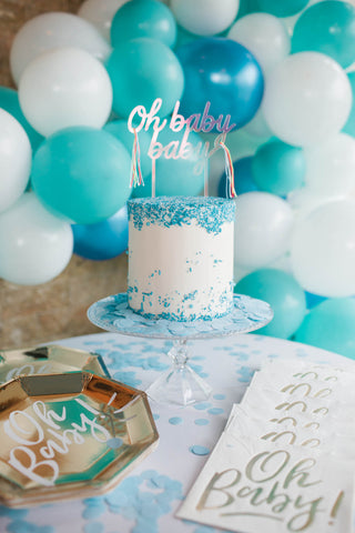Oh Baby Baby Shower Baby Sprinkle Custom Party In A