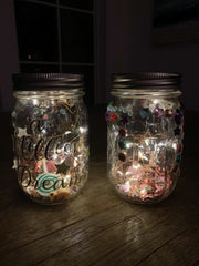 Greatest Showman Birthday Party Million Dreams Jars