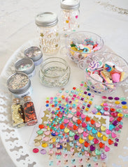 Greatest Showman Birthday Party Million Dreams jar