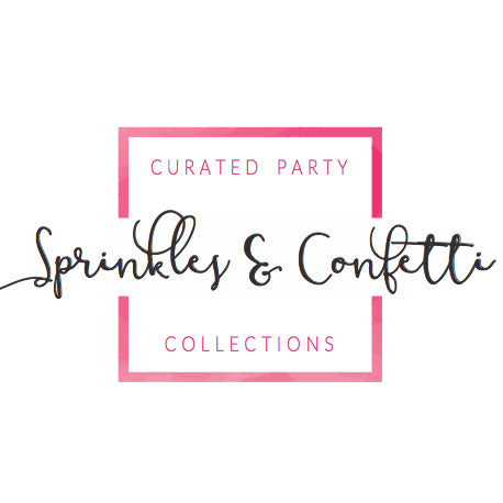 Sprinkles & Confetti - Party Supplies to Build Your Party Box Today!
