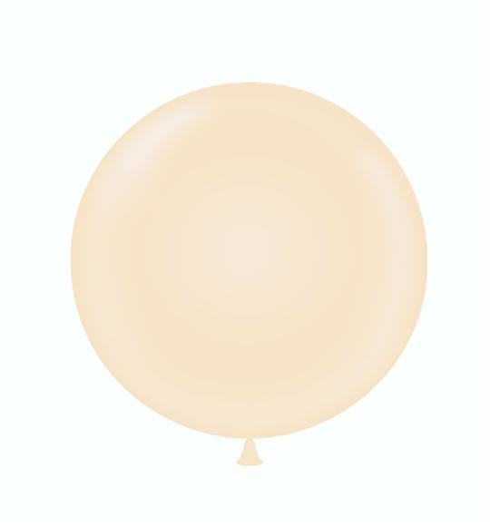 "36"" Latex Balloon Blush Tuftex"