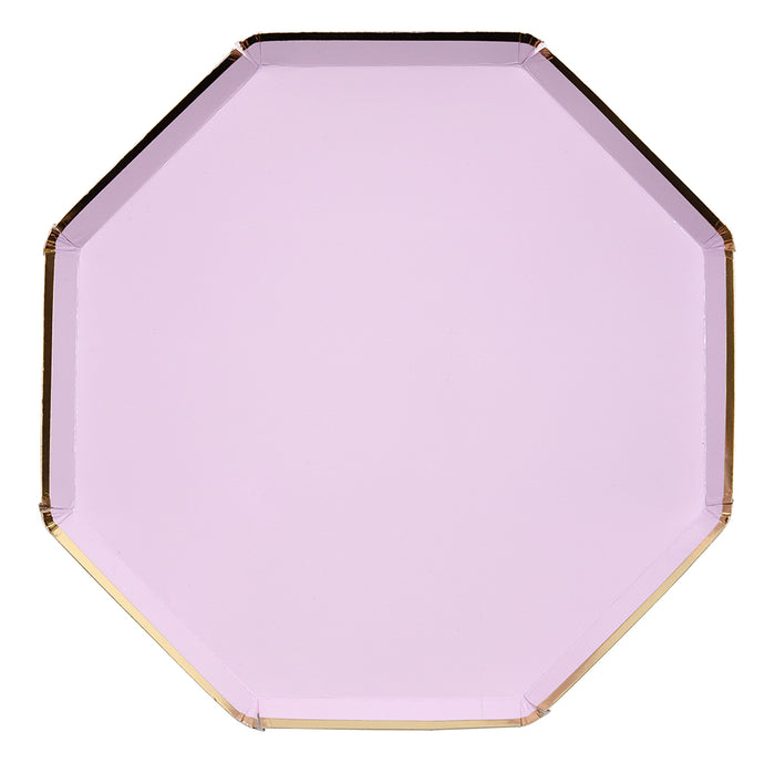 Lilac Simply Solids Dinner Plate