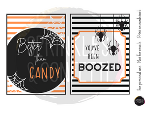 You've Been Boozed Gift Pack