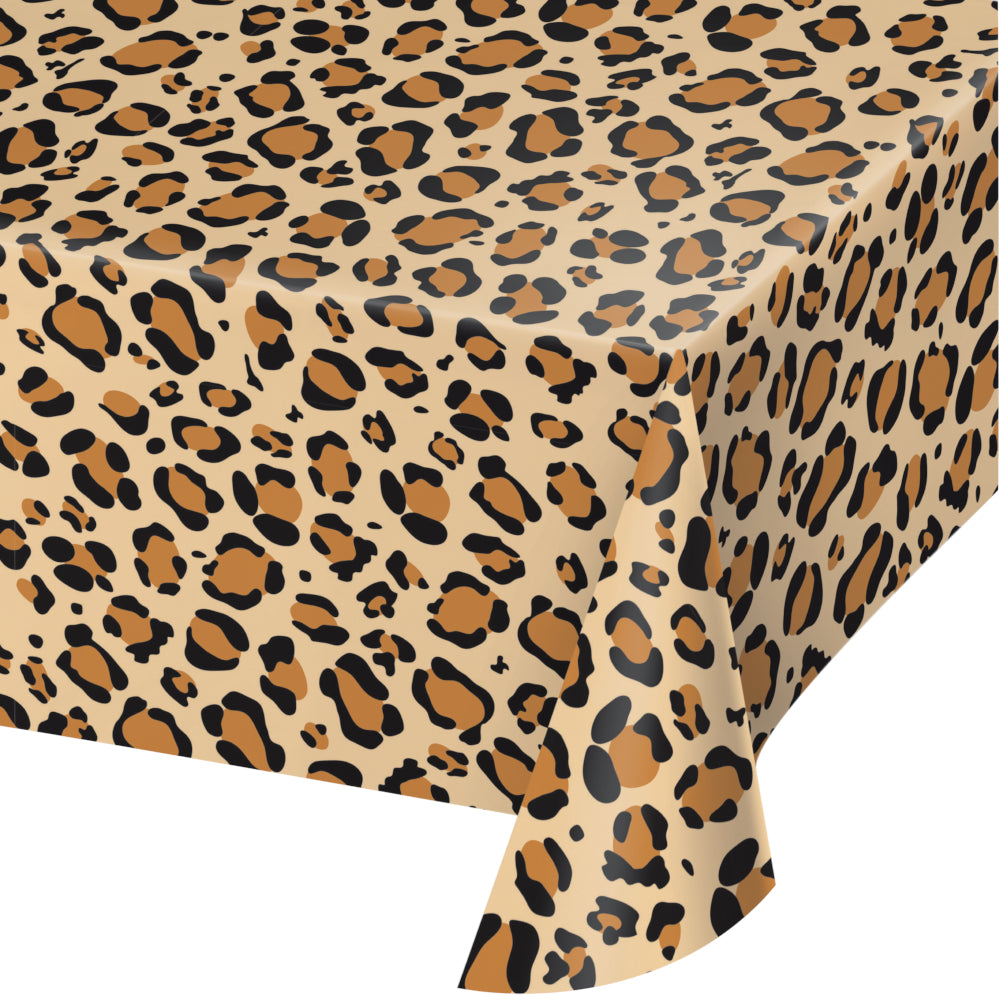 Leopard Animal Print Tablecloth