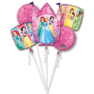 pink princess balloon package
