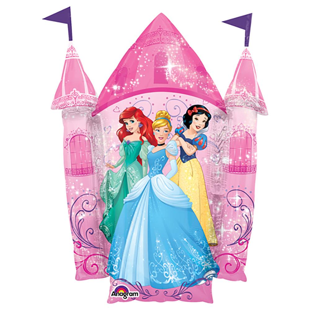 "36"" Princess Castle Balloon"