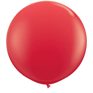"36"" Jumbo  Latex Balloon Red"