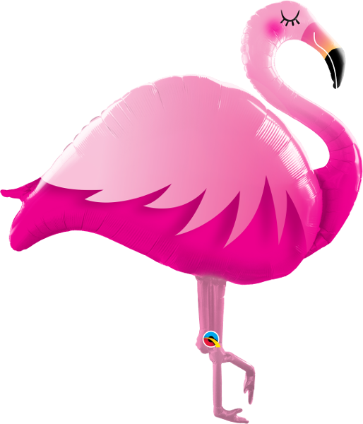 "46"" Pink Flamingo Balloon"
