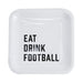 appetizer plate, football party, eat, drink, football