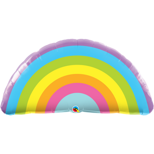 "36"" Radiant Pastel Rainbow Balloon"