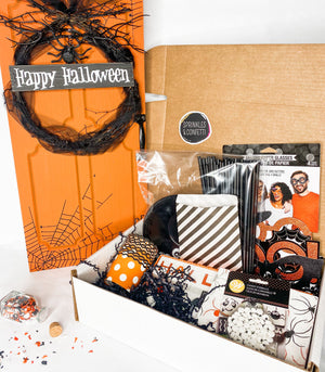 Halloween Party Box - Creep It Real 2020
