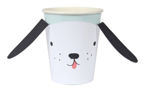 PUPPY DOG PAPER CUP