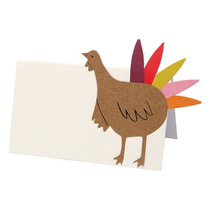 Turkey thanks card