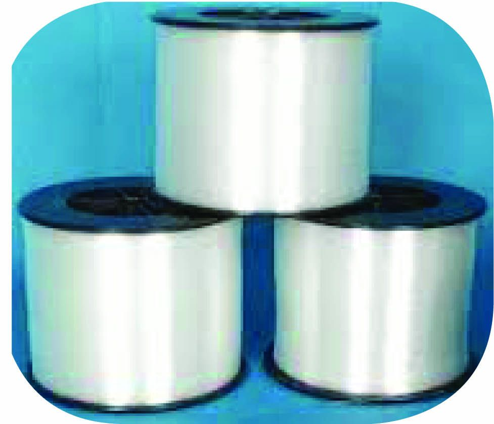 Visual of 3 rolls of monofilament string
