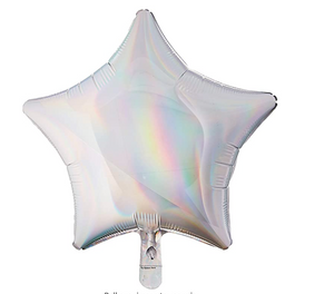 "19"" Iridescent Star"