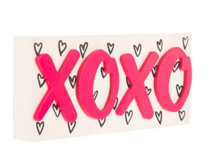 XOXO Party Decor