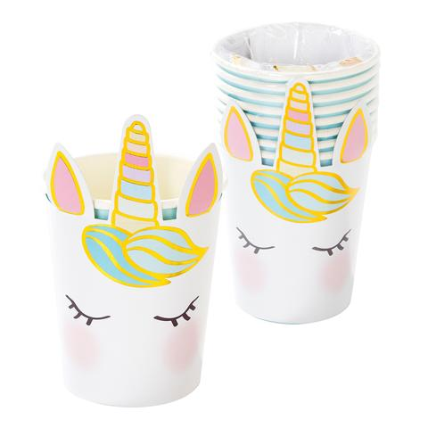 Unicorn Face Party Cup