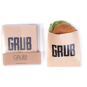 Grub Party Food Pouches