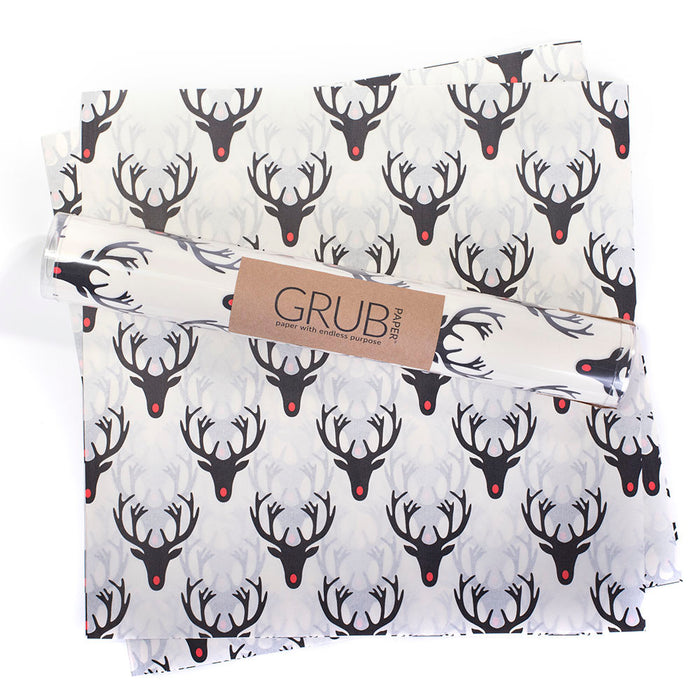 Reindeer Grub Paper & Placemat