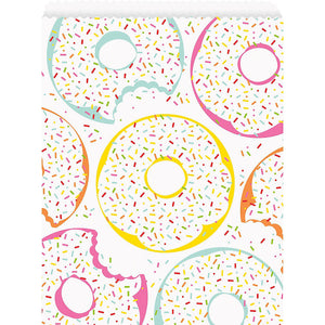 SPRINKLE DONUTS PARTY FAVOR BAGS